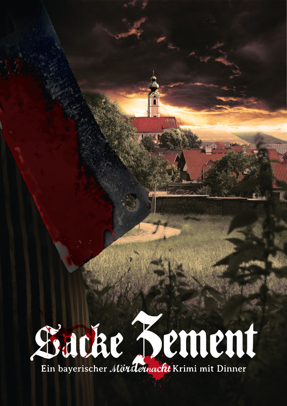 Sacke Zement 2014
